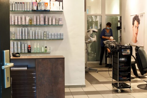 Friseur Haargenau und Schnittig - Torstraße